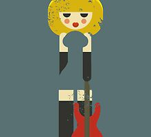 Rock Bich by Marco Recuero