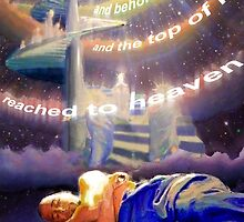 Jacob's Ladder : And he dreamed... by Matthew Scotland