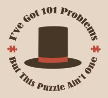 101 Problems But This Puzzle Ain't One by inu14