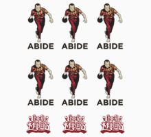 Nixon Abide Sticker Set by LibertyManiacs