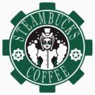 Steambucks Coffee by Christadaelia