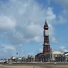 Blackpool, UK by Norma Jean Lipert