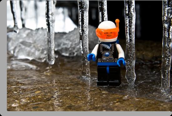 Ice World by Dan Phelps