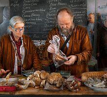 Bazaar - We sell fresh mushrooms by Mike  Savad