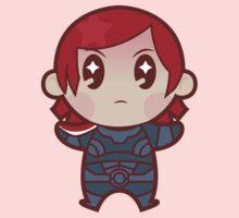 Commander FemShep Kids Clothes