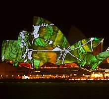 Vivid Sydney Revisited by Michael Matthews