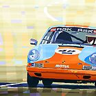 Gulf Racing Team www.shevchukart.com by Yuriy Shevchuk
