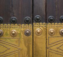 Doors of Seville by Paul Weston