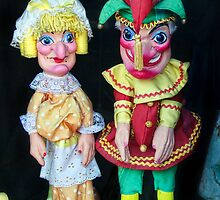 Punch & Judy Bakery ~ Bridport by Susie Peek