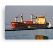Container Ship Canvas Print