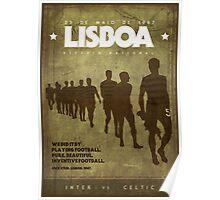 Lisbon 1967  Poster