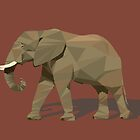 Elephant by northcott-orr
