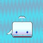Boxy the Whale by Weber Consulting