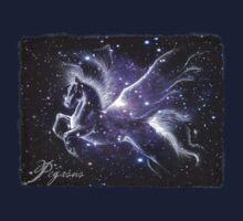 Pegasus by dapplegreyart