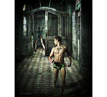 Asylum Photographic Print
