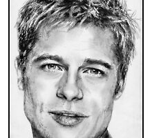 Brad Pitt in 2006 by JMcCombie
