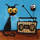 Listen to my radio  by StressieCat