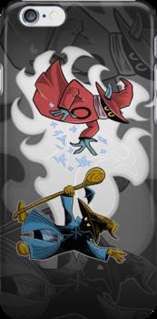 Orko vs Vivi by iamdeadfish
