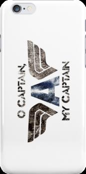 O' Captain by tdjorgensen