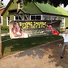 Boxing Smoker by Susan Littlefield