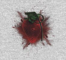 Strawberry Warfare by jcalardo