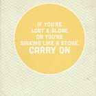 Carry On by laurenschroer