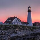 Lighthouses by Lori Deiter