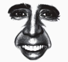 Nicolas Cage as a T-Shirt by Tortoise