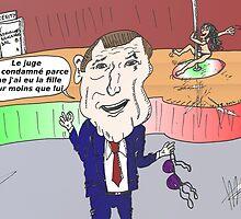 Silvio BERLUSCONI caricature by Binary-Options