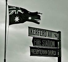 Australia by KateJasmine