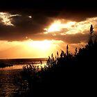 Sunset at Bishop's Head 2 by Hope Ledebur