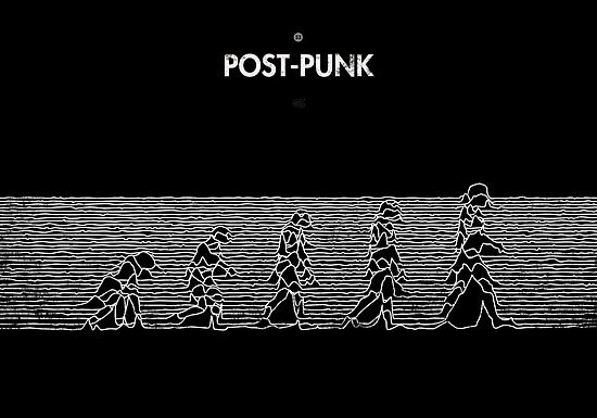 99 Steps of Progress - Post-punk by maentis