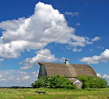 Prairie Past by Greg Belfrage