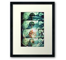 Solaris Framed Print