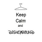 Keep Calm-DisneyBound by suicidalninja93