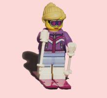 Lego skier Kids Clothes