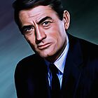 Gregory Peck by andy551