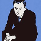 Roland Barthes by falk nordmann