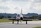 BAE Hawk T1A XX278 by Nigel Bangert