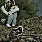 Bike Portrait by KateJasmine
