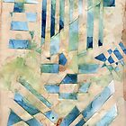 Abstract Number 1 by Diana Cardosi-Bussone