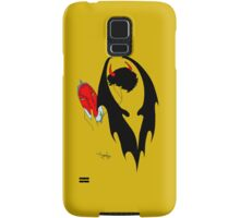 Smauglock Holmes: Reflections of a Consulting Dragon Samsung Galaxy Case/Skin