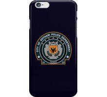 Gotham City Police - Pocket Logo iPhone Case/Skin