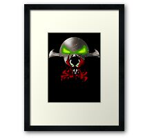 Chibi Spawn Framed Print