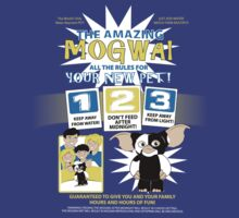 Mogwai's For all! by GreenHRNET