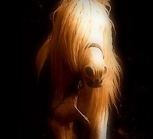 Majestic- (sepia) by Lou Wilson