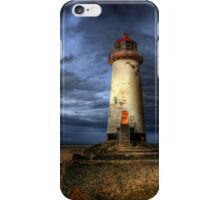 The Abandoned Lighthouse iPhone Case/Skin