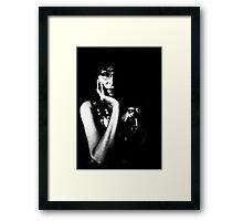 Chiaroscuro Framed Print