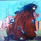 Bag Of Cats by Nicholas  Beckett