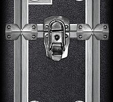 Flightcase (Black) – iPhone 5 Case by Alisdair Binning